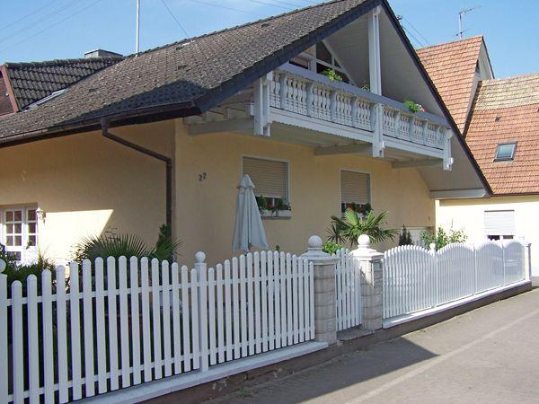 Muller Balkone Wartungsfrei Gartenzaune Aus Aluminium